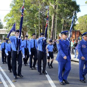 airforce cadets