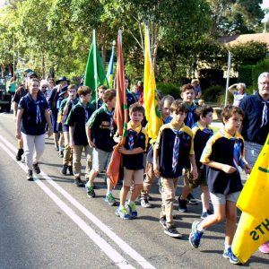 cubs marching