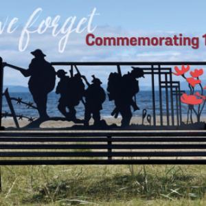 Footer Commemorative Benches