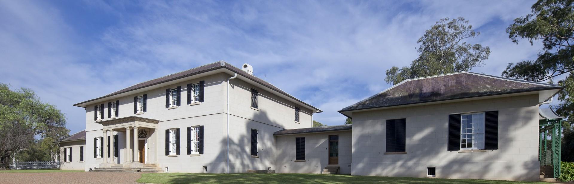old gov house