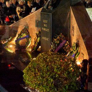 dawn cenotaph